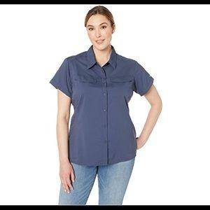 Columbia PFG  Tamiami. shirt short sleeve   sz L